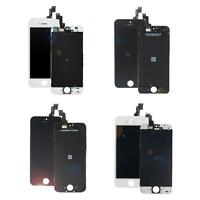 Frame LCD Display Touch Screen Digitizer Assembly for iPhone 5S/5C/5/4S/4 OEM HK