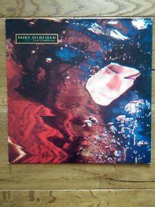 Mike-Oldfield-Earth-Moving-Virgin-V2610-Vinyl-LP-Album