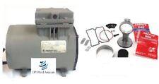 New Oem Thomas Compressor Pump Rebuildservice Kit Sk61744 607ce44 627ce44