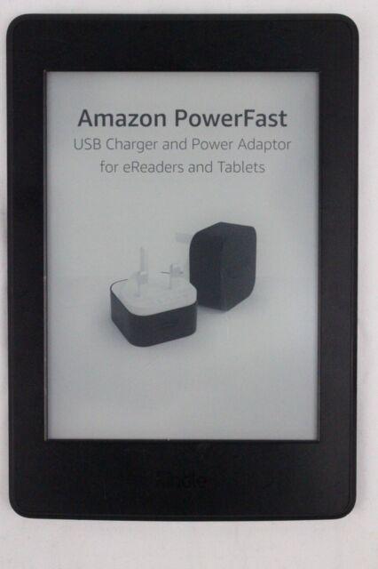"Amazon Kindle Paperwhite 3 4GB Wi-Fi + 3G 6"" Black (16)"