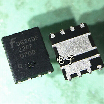 10X FDMS3664S 22CF 100D 22CF 10OD Power Stage Asymmetric Dual N-Channel MOSFET