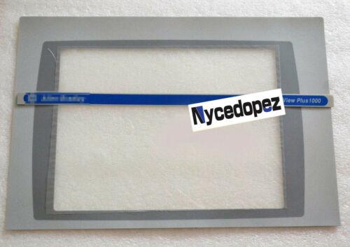 For Panelview 1000 Protective Film PLC 2711P-T10C4D1//2711P-RDT10C