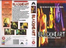 Blackheart Quest Of A serial Killer Video Promo Sample Sleeve/Cover #9281