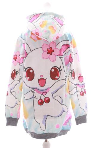 Rabbit Bunny T Pullover Lolita Felpa Kawaii Pastel 533 Magic Hase Goth gROwfxIqO