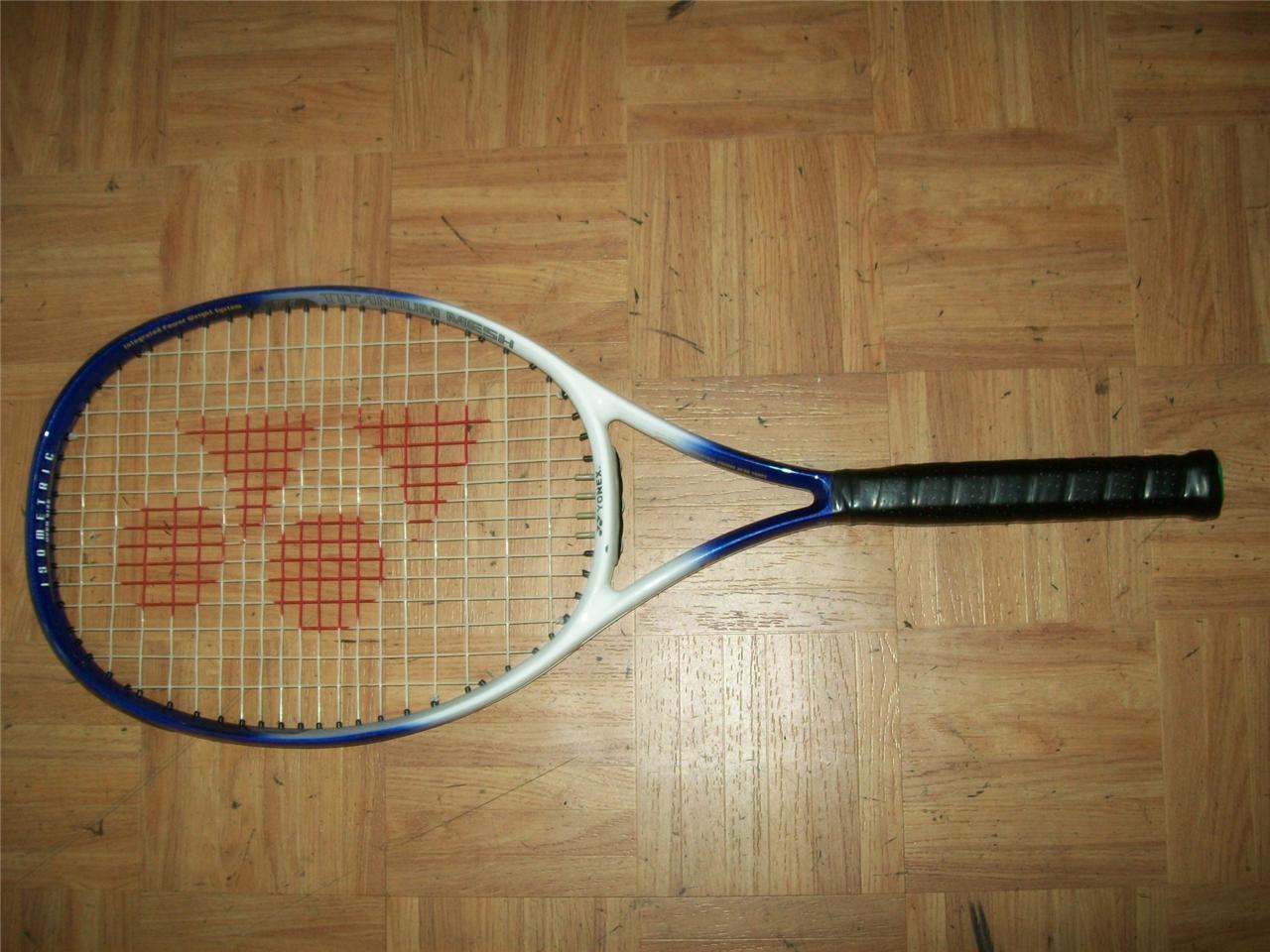 Yonex RQ Ti 780 Long OS 4 1 4 grip Tennis Racquet