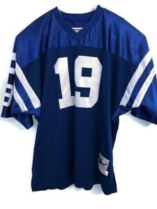 designer fashion efb6d 7e5b5 Mitchell & Ness 1970 Johnny Unitas Mens Size 56 Stitched ...