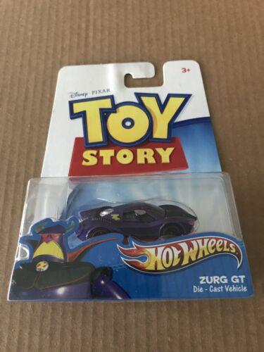 2011 Mattel Disney Pixar Hot Wheels Toy Story Emperor ZURG GT Die-Cast Vehicle