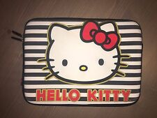"""Sanrio Hello Kitty Loungefly 13"""" MacBook Laptop Protective Carrying Case"""