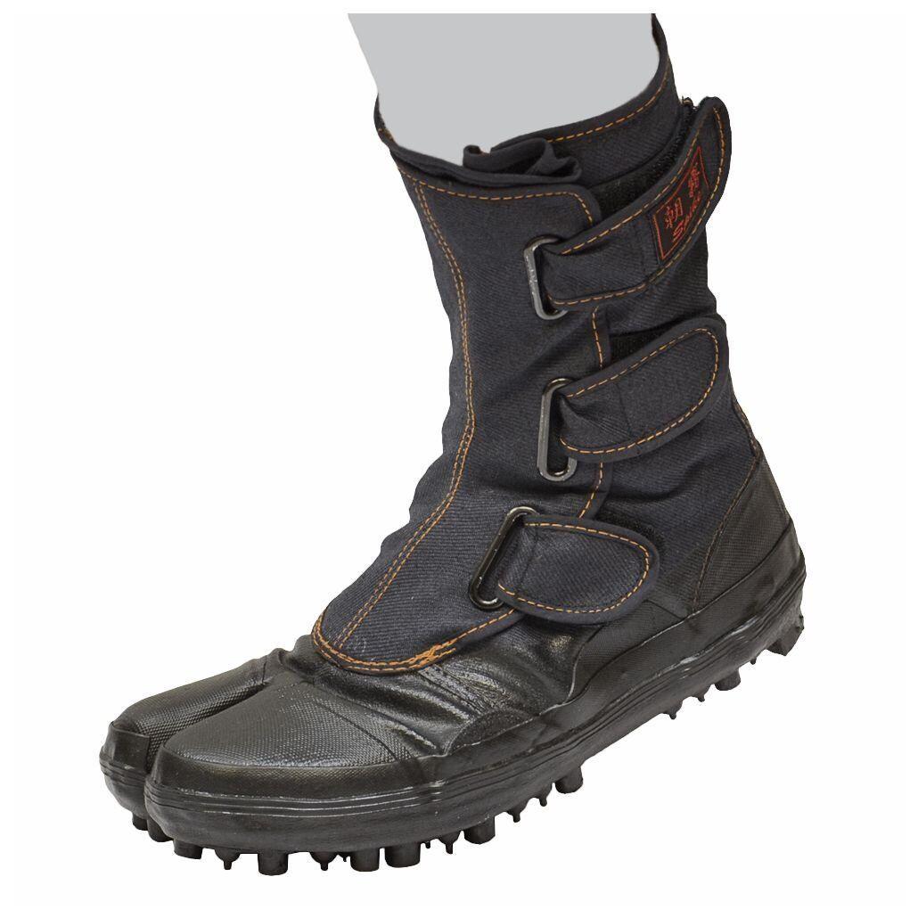 SOKAIDO NINJA Tabi shoes Spike Rubber Boots ASAGIRI I-88 US11(29cm) w Tracking