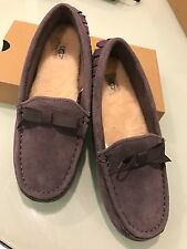 NWT UGG Women's Kids Rosea Slipper Gray Women's 8 Kids 6