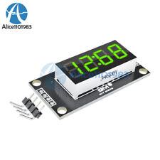 036 Inch 7 Segment 4digit Led Display Tm1637 Clock Digital Tube Module 5 Color