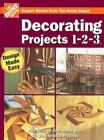 Decorating Projects 1-2-3 (2007, Hardcover)