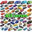 miniature 1 - Disney Pixar Cars Lot Lightning McQueen 1:55 Diecast Model Car Toys Gift for Boy