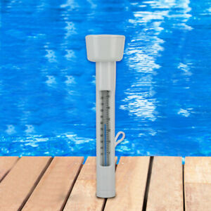 Details zu Swimming Pool Thermometer Water Temperature Meter Swimming Pool  Float Thermomete