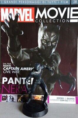 Marvel Movie Collection #28 Black Panther Figurine (captain America Civil War)it Verkaufspreis