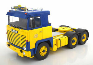 1-18-Road-Kings-scania-lbt-141-ASG-1976-Blue-Yellow