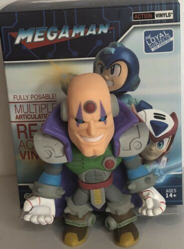 The Loyal Subjects MEGA MAN Original Color Way SIGMA NEW
