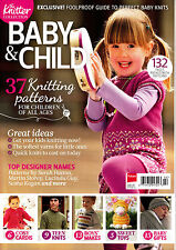 The Knitter Collection BABY & CHILD Patterns by SARAH HATTON Martin Storey @NEW@
