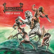 LEGIONNAIRE - Dawn of Genesis (NEW*NWOBHM/SPEED METAL*I.MAIDEN*LIEGE LORD)