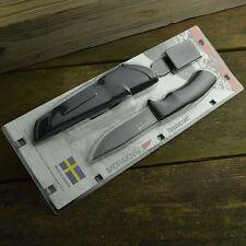 Morakniv Mora Of Sweden Bushcraft Black Carbon Steel Survival Sheath Knife 10791