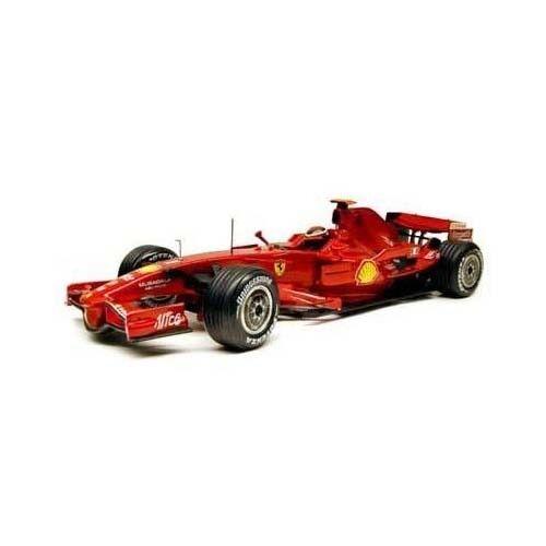 Mattel 1 18 2008 Ferrari F2008 Raikkonen
