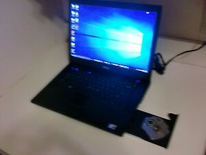 Dell-Latitude-E6500-Laptop-2-66-GHz-Core-2-Duo-4GB-160GB-DVD-RW-WiFi-WIN-10-2016
