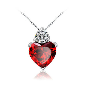 Herz-Halskette-Anhaenger-aus-Sterling-Silber-925er-mit-Swarovski-Elements-Neu