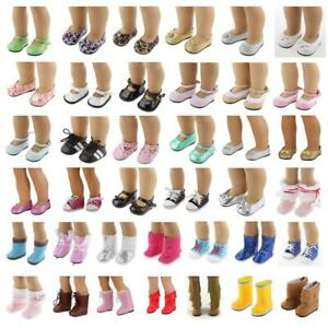 For-18-039-039-doll-Dolls-Shoes-Boots-Sandal-Dolls-Clothes-Clothing-Dress-Up