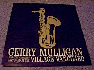 Gerry-Mulligan-034-At-The-Village-Vanguard-034-VERVE-GATEFOLD-LP-V8396