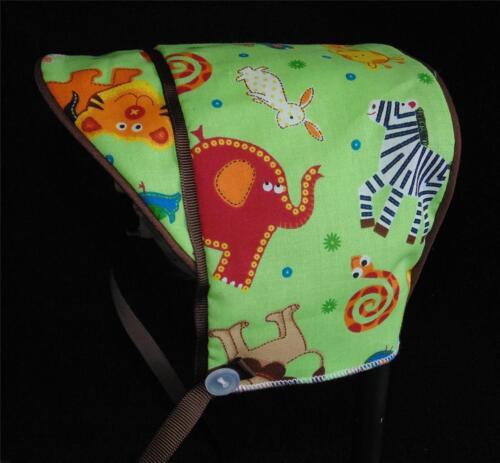 New Handmade Animal Theme Hat for Baby Boys