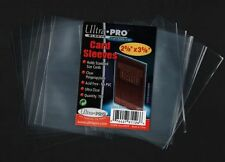 22 Ultra Pro Trading Card Sleeves Sammel Karten Hüllen Neu New