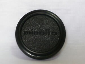 Genuine-Minolta-57mm-Push-On-Front-Lens-Cap-for-55mm-Front-Rokkor-from-Japan-F-S