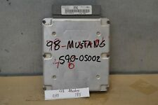 1998 Ford Mustang 4.6L F8ZF-12A650-XC Engine Computer ECM PCM ECU ML2-871
