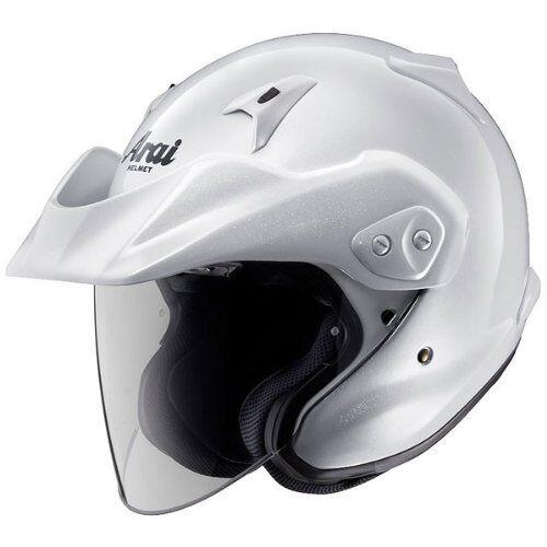 Arai (ARAI) Bike Helmet Jet CT - Z Glass White XL 61 - 62 cm