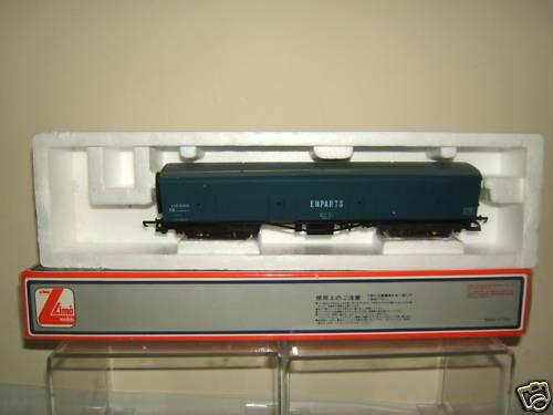 "LIMA MODEL  No.305354      BR /""SIPHON G/"" PARCEL BOGIE VAN          MIB"