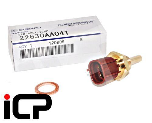 Genuine ECU Water Temperature Sensor 22630AA041 Fits Impreza UK Turbo /& WRX
