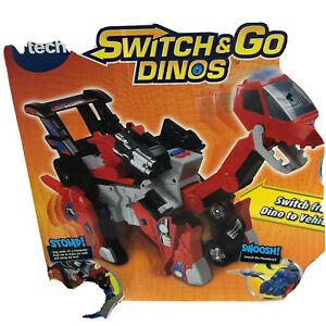 VTECH Switch and Go Dinos Brok the Brachiosaurus - Open Box Read Description