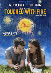 Touched-With-Fire-DVD-Digital-2016-New-Sealed