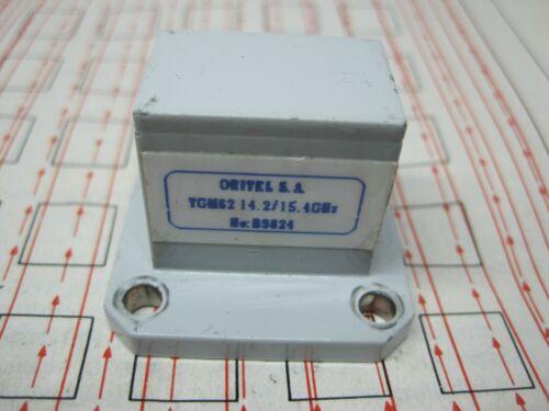 Sofer 1pcs TGM62 Waveguide Bis Coax Adapter 14.215.5GHZ Oritel