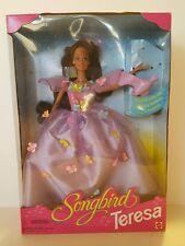 Songbird Teresa Doll 14484 Barbie TERESA Brunette Hair (1995)