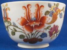 Antique 18thC Doccia Porcelain Floral Cup Porzellan Tasse Ischia Ginori Italy