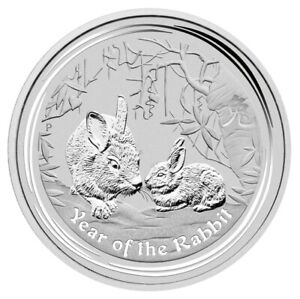 2011-Year-of-the-Rabbit-1oz-999-Silver-Bullion-Coin-Lunar-Series-II-PM
