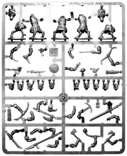 FROSTGRAVE Grappe Gnolls Figurines 28mm plastique