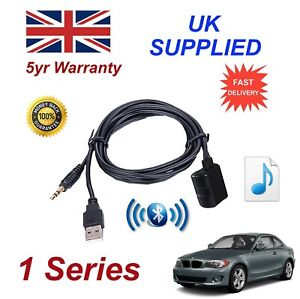 BMW-X1-SERIES-Integrado-Bluetooth-Musica-modulo-para-iphone-htc-nokia