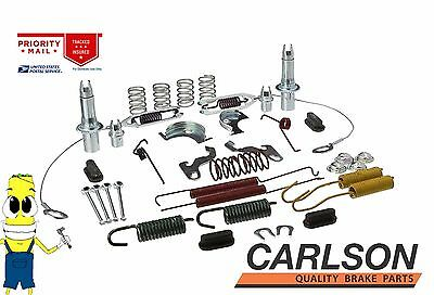 Complete Rear Brake Drum Hardware Kit for Mazda B2300 1995-2009 with 10in Drums