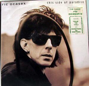 RIC-OCASEK-This-Side-Of-Paradise-LP-Cars