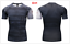 Superhero-Superman-Marvel-3D-Print-GYM-T-shirt-Men-Fitness-Tee-Compression-Tops thumbnail 42