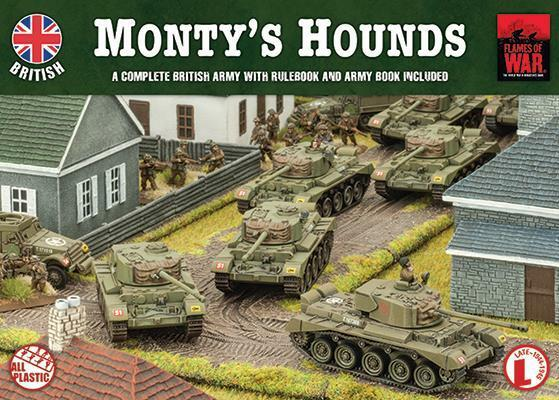 Flames of War-Monty 's Hounds BRAB 08
