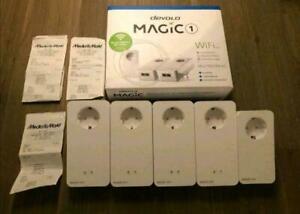devolo Magic 1 WiFi Multiroom Kit + 2 Erweiterungsad