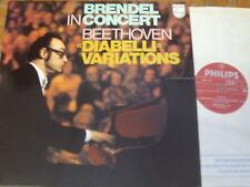 9500 381 Beethoven Diabelli Variations / Brendel